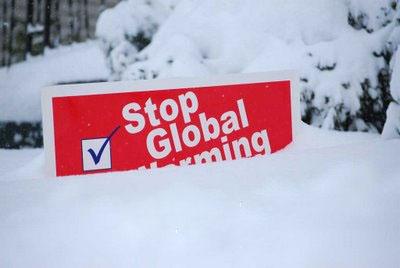 Global warming fail
