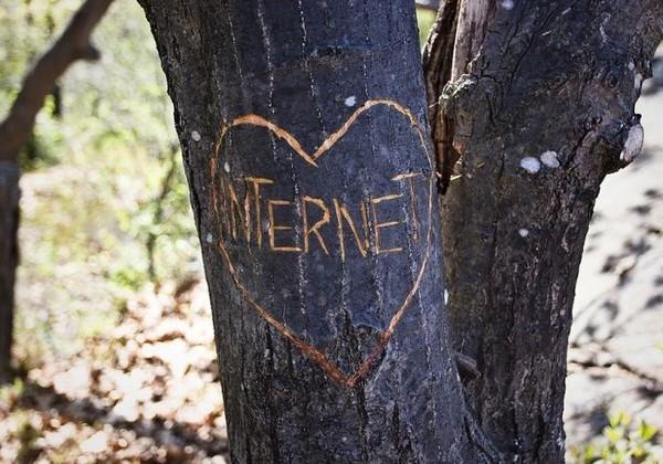 Internet heart