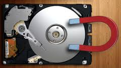 Magnet HDD