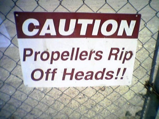 Propellers-sign