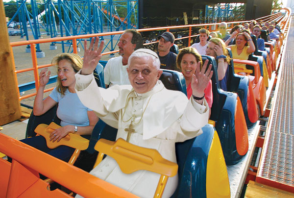 Pope roller