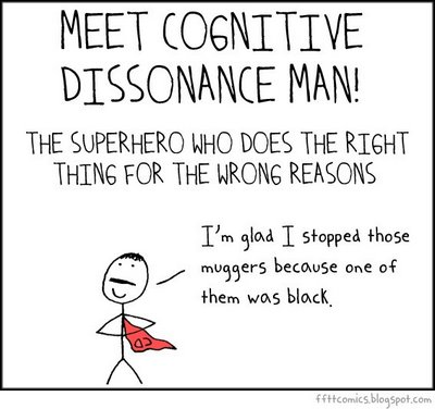 Dissonance man