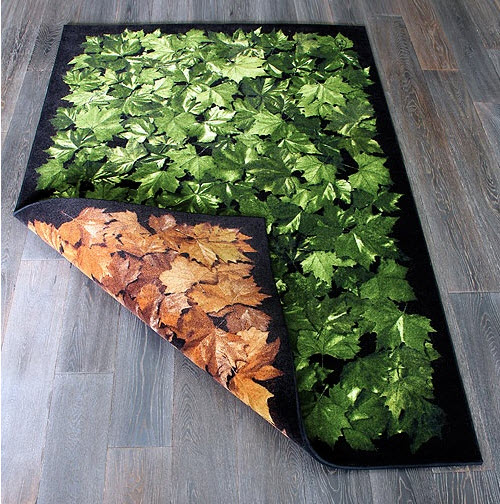 Seasonal floormat