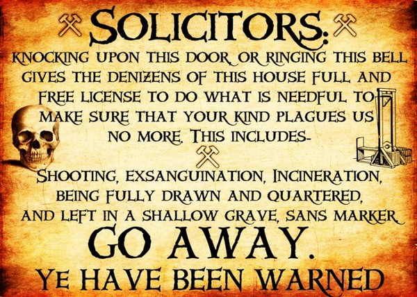 Soliciters