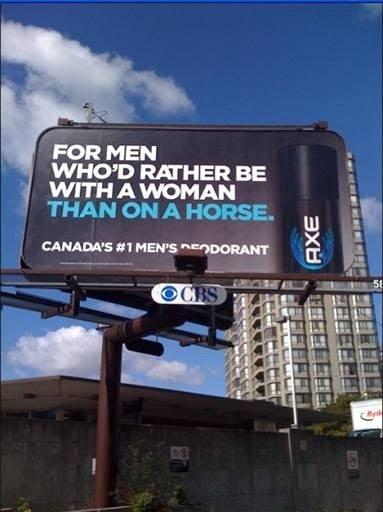 Axe for men