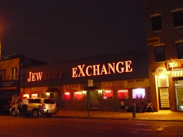 Jew exchange