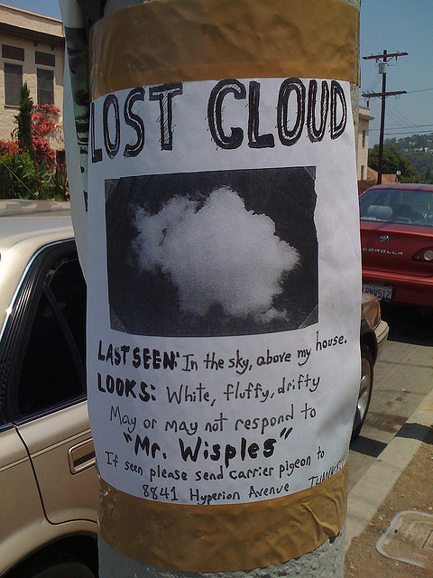 Lost cloud