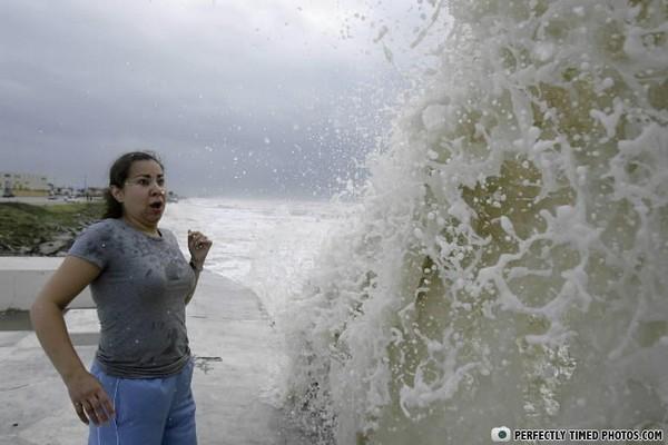 Wet wave