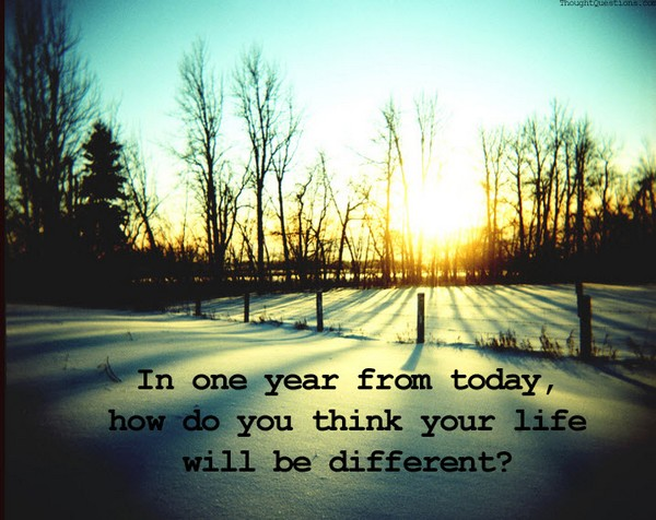 How will your life be different