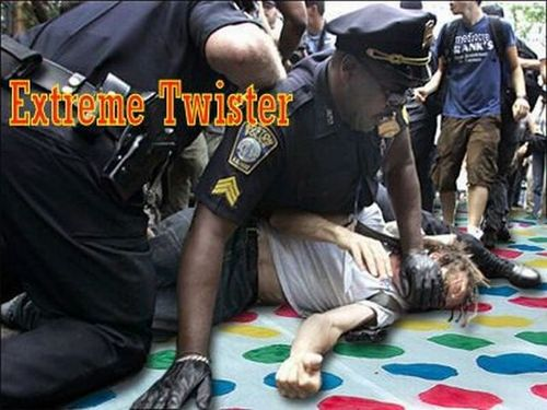 Extreme twister