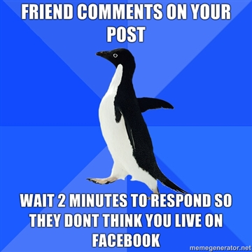 Life on Facebook