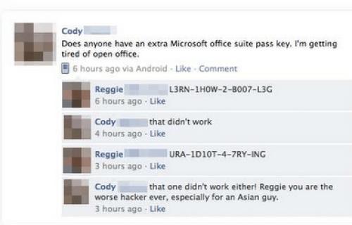 Worst hacker ever