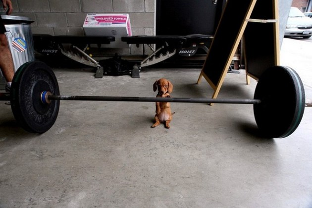 Workin out