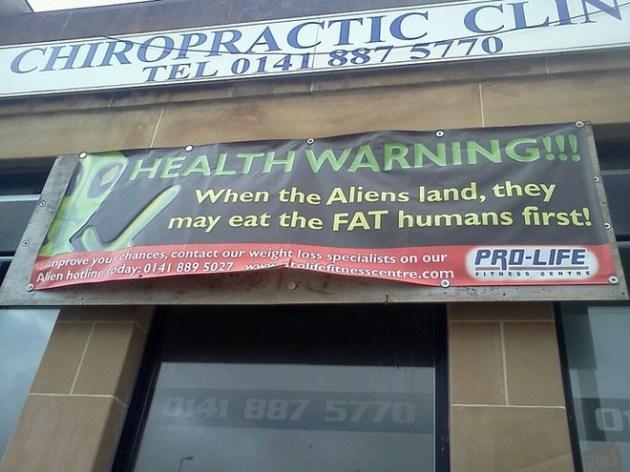 Health warning