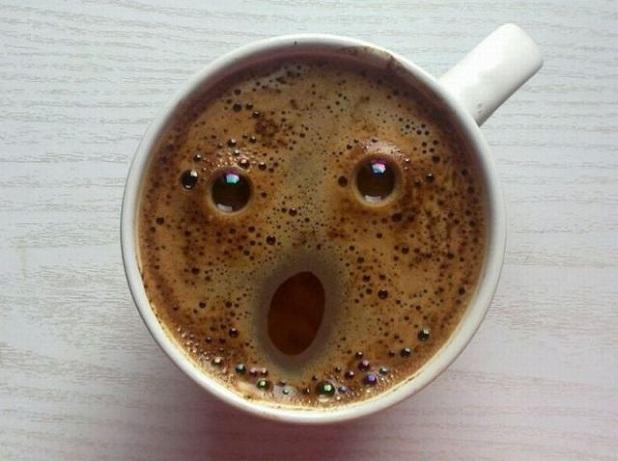 Surprise coffee