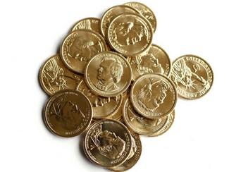 Dolla coins
