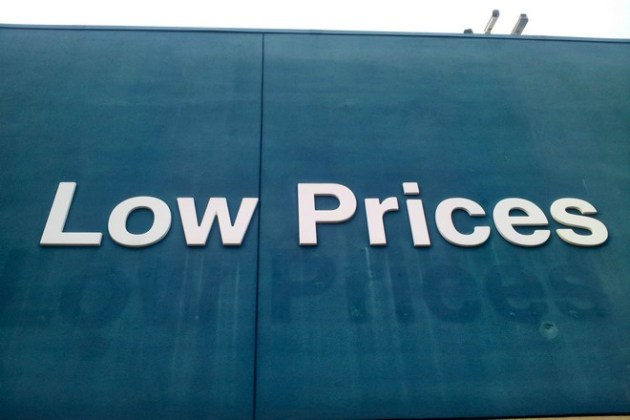 Low prices