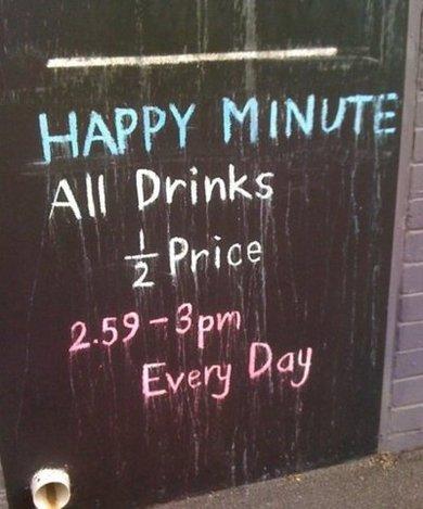 Happyminute