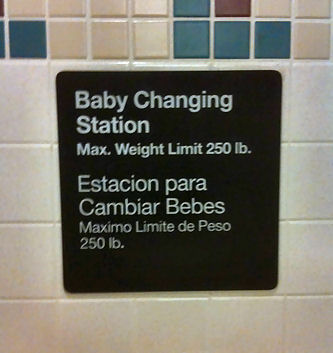 Baby-changing-sign