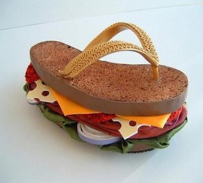 Footlong sandwich