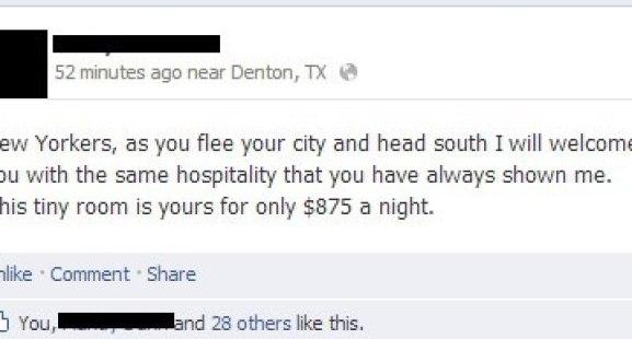 Ny hospitality