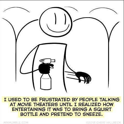 Sneezes