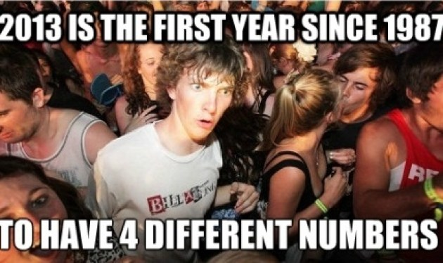 4 different numbers