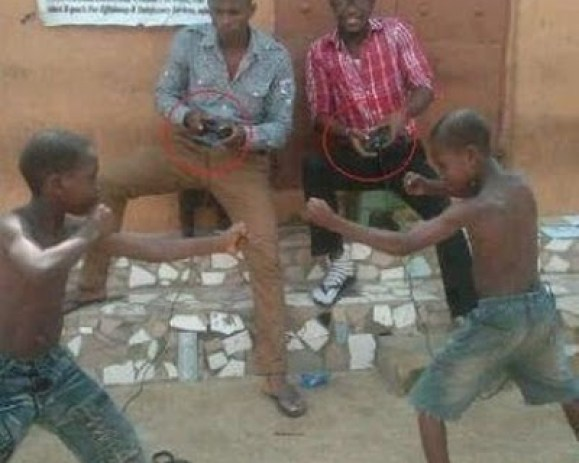 3rd world playstation