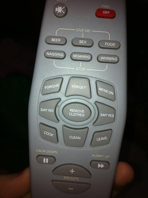 Relationship remote