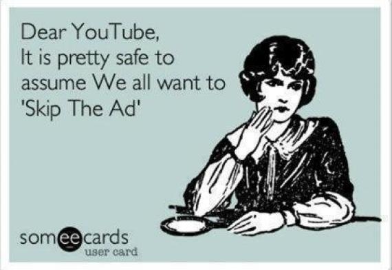 Dear Youtube