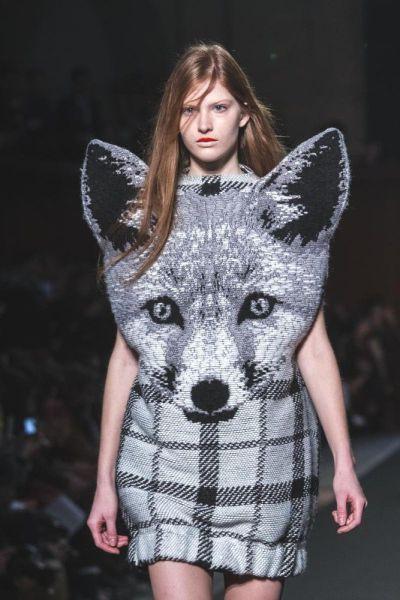 Foxy fashion