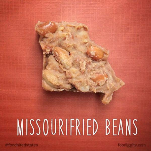Mofried beans