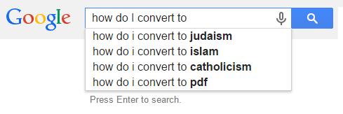 How do I convert