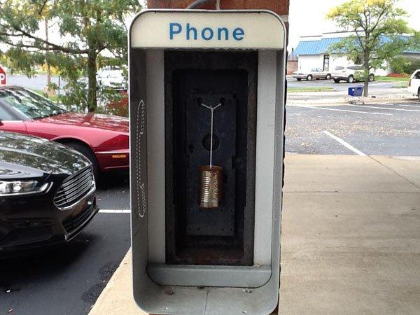 Tin phone