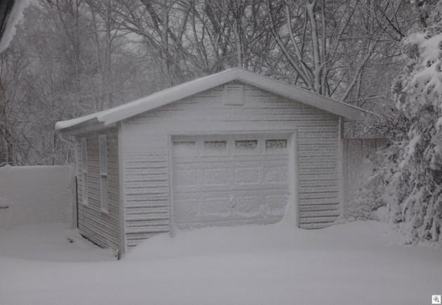 Snow feb1