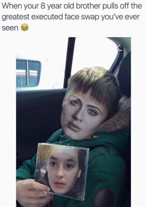 Perfect FaceSwap