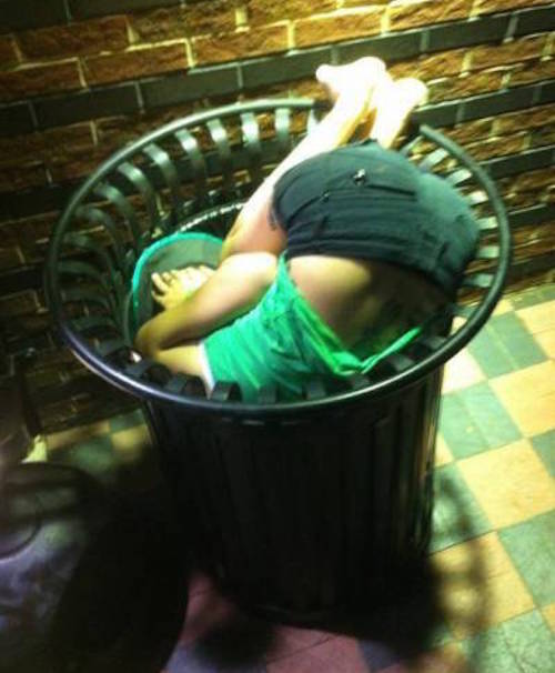 St. Paddy's Day Casualty