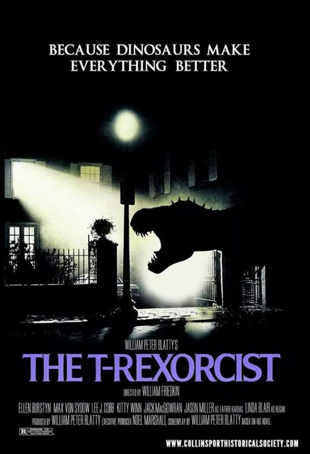 the-t-rexorcist