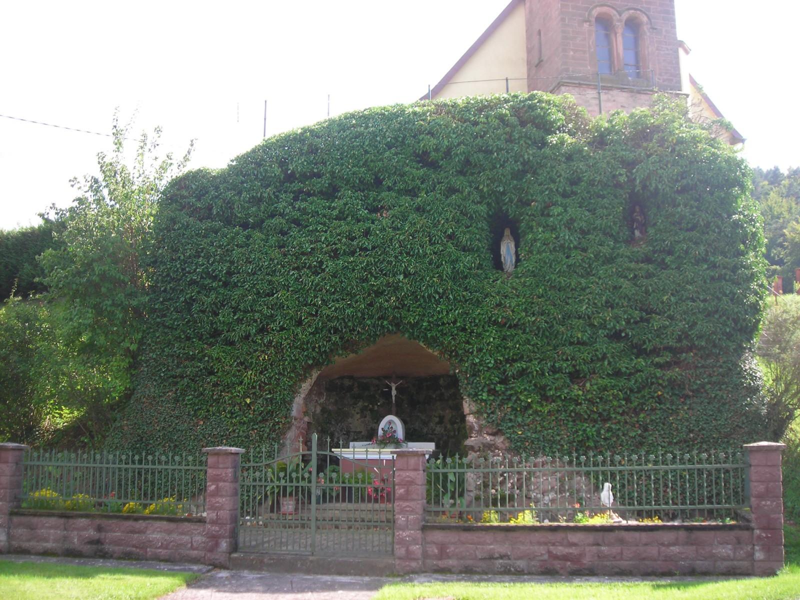 Glise De LAssomption De La Trs Sainte Vierge De Roppeviller
