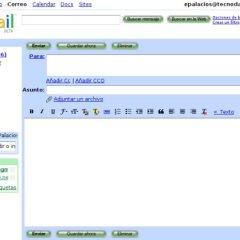 Gmail, ahora con emoticons
