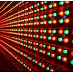 LEDs Inorgánicos, Ultrapequeños y Ultradelgados