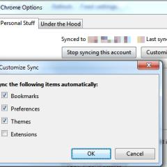 Google Chrome ofrecerá sincronización de extensiones