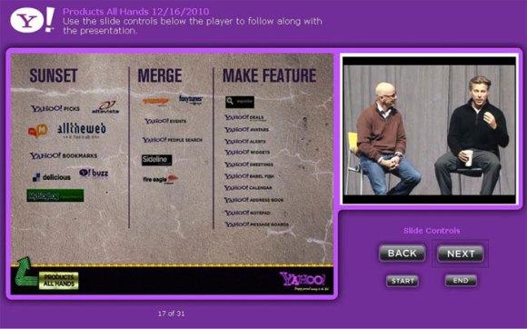 Yahoo cierra delicious, altabista, alltheweb