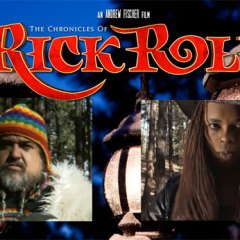 Rick Roll The Movie: con Antoine Dodson, Double Rainbow Guy y otras estrellas de YouTube