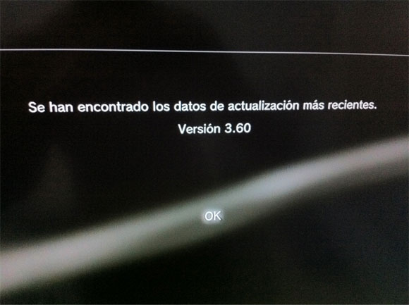 Playstation 3 Version 3.60