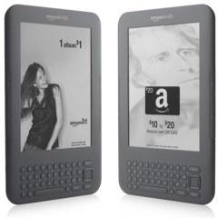 En Amazon los libros digitales ya son más vendidos que los físicos