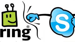 Skype bloquea a Fring e intercambian acusaciones