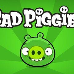 Rovio anuncia la llegada de Bad Piggies