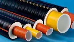 трубы для теплотрассы изопрофлекс