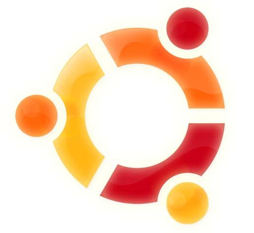 El logo de Ubuntu. Mola, eh?